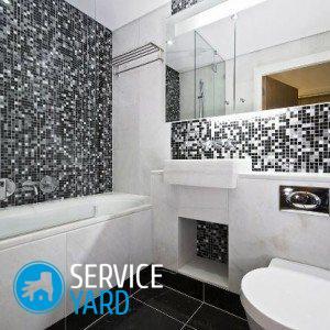 Ремонт ванной комнаты своими руками — интересные идеи
