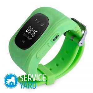 Смарт-часы для детей с GPS — обзор