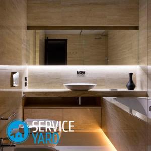 Как сделать ванную комнату в деревянном доме своими руками?