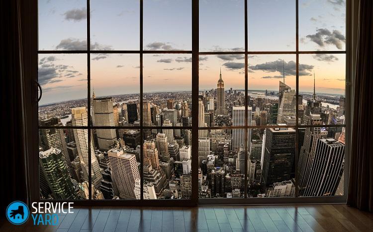 Имитация окна на стене - Ремонт своими руками