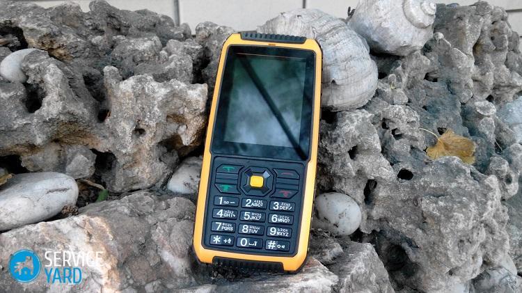Какой выбрать телефон с прочным корпусом