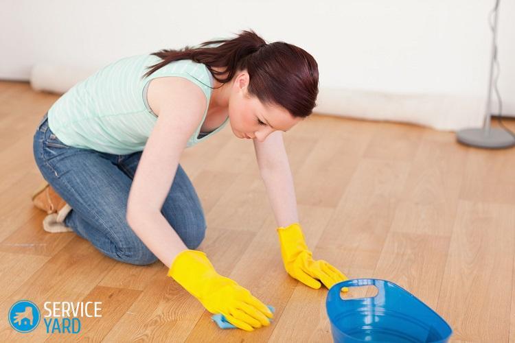 Как очистить линолеум от монтажной пены? Ремонт своими руками
