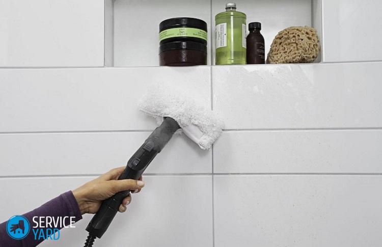 Как очистить швы между плиткой на полу?