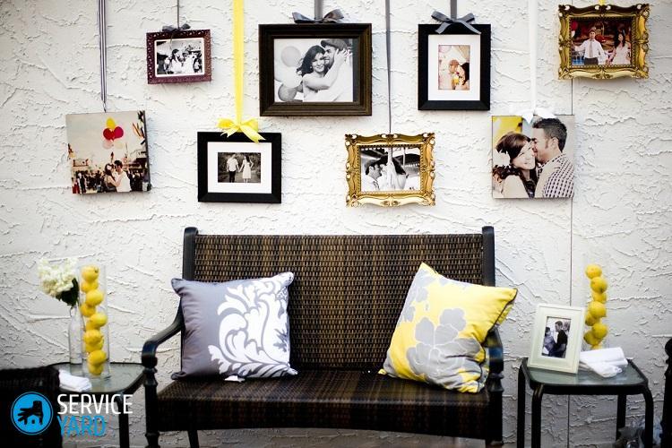 Фотоколлаж на стену