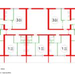 Какие стены можно сносить в панельном доме?