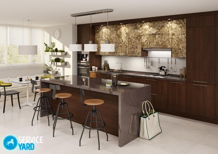 Как выбрать мебель на кухню