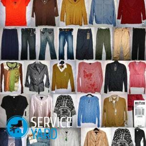 Почему одежда красится?