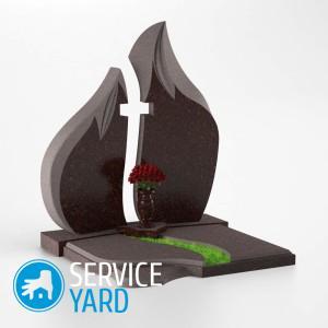 Когда ставят памятник после похорон?