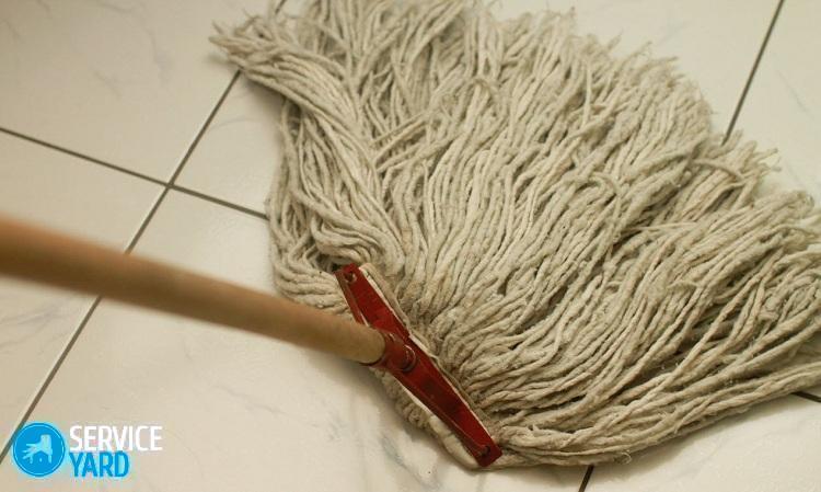 Чем отмыть плитку на полу от въевшейся грязи? Уборка в квартире