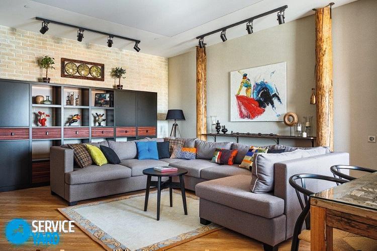 Напольные подушки в интерьере вашего дома - Ремонт своими руками