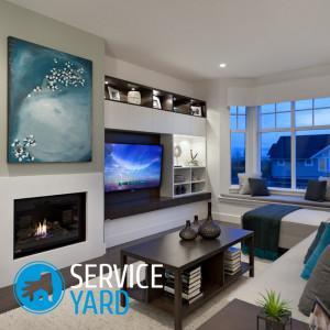 Как спрятать провода от телевизора на стене?