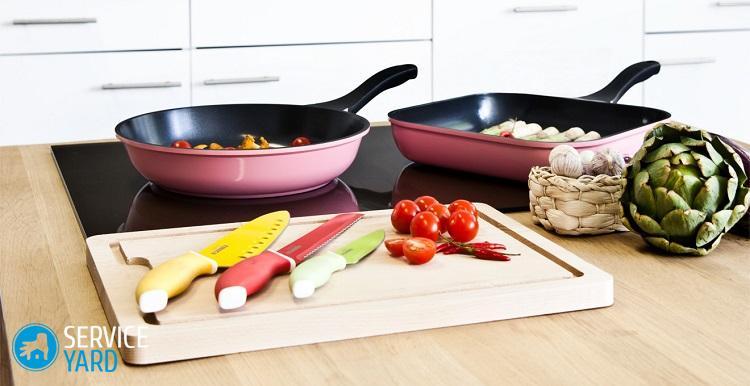 Как очистить сковородки без химии?