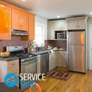 Как отчистить жир со стен на кухне?