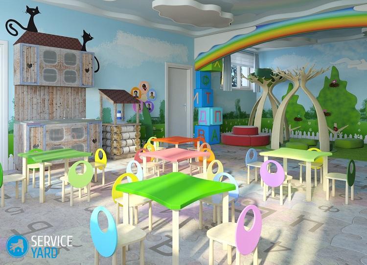Идеи творческого уголка для детей