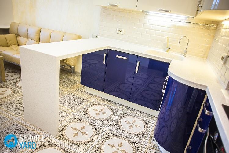 керамическая-плитка-для-кухни-на-пол