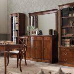 Цвет орех — мебель