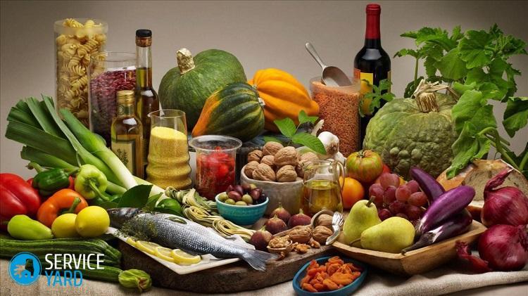 продукты снижающие уровень холестерина женщин