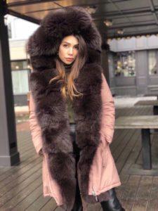 Модные женские пальто и парки