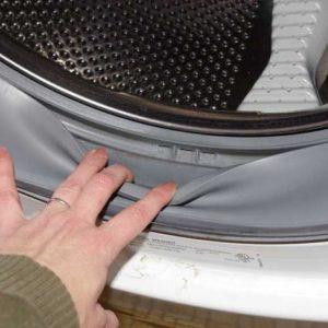 Как почистить резинку в стиральной машине-автомат