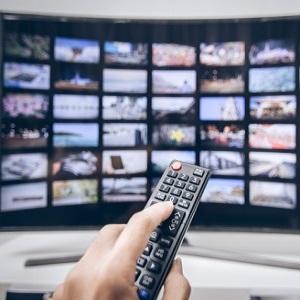 Нет изображения на телевизоре, а звук есть — что делать?