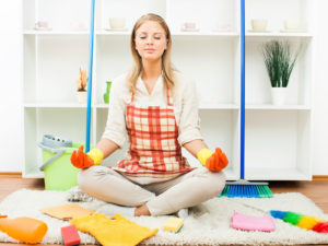 7 простых таблиц для каждой хозяйки, которые облегчат уборку дома - Уборка в квартире