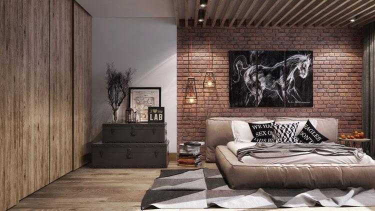 200 идей дизайна интерьера в стиле лофт с фото �� - Ремонт своими руками
