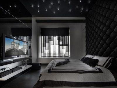 200 идей дизайна интерьера спальни в стиле лофт с фото 🖼