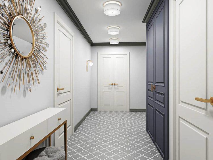 200 идей дизайна интерьера коридора с фото �� - Ремонт своими руками