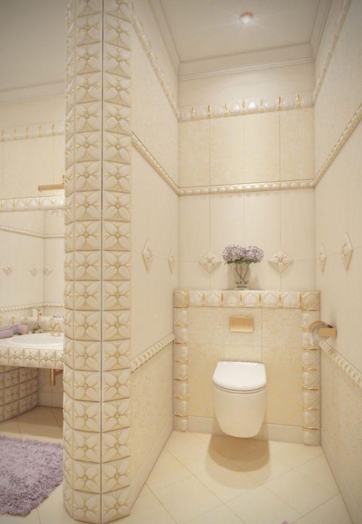 200 идей дизайна интерьера туалета с фото �� - Ремонт своими руками