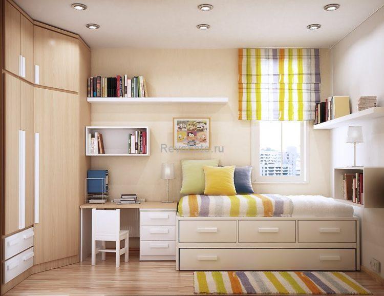 200 необычных идей дизайна интерьера детской комнаты с фото �� - Ремонт своими руками