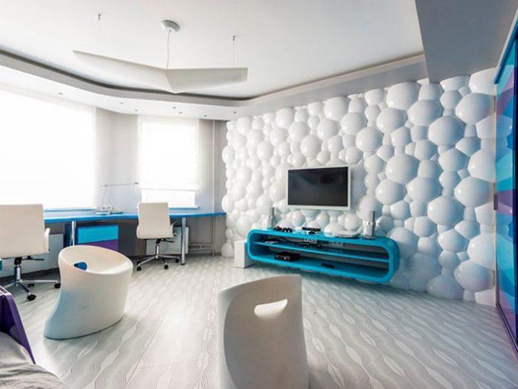 200 идей дизайна интерьера детской спальни с фото �� - Ремонт своими руками