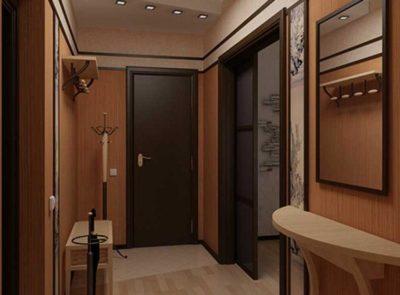 200 идей дизайна интерьера коридора в квартире с фото 🖼