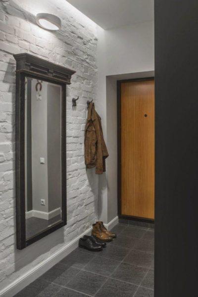 200 идей дизайна интерьера прихожей в хрущевке с фото 🖼