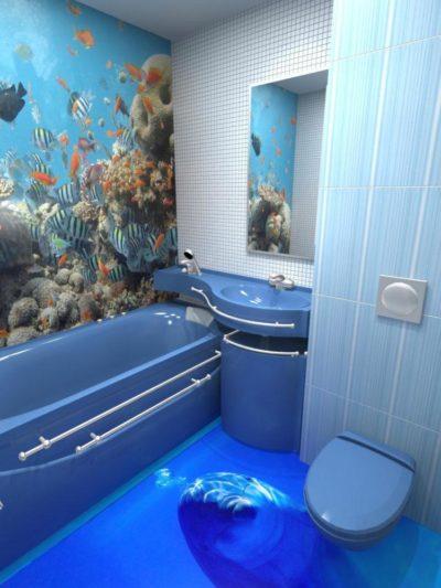 200 идей дизайна интерьера туалета с фото 🖼