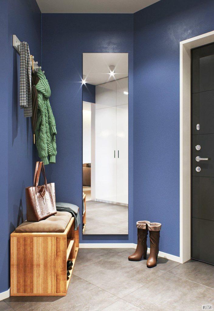 200 идей дизайна интерьера прихожей в квартире с фото �� - Ремонт своими руками