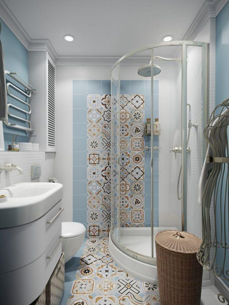 200 идей дизайна интерьера ванной в хрущевке с фото �� - Ремонт своими руками
