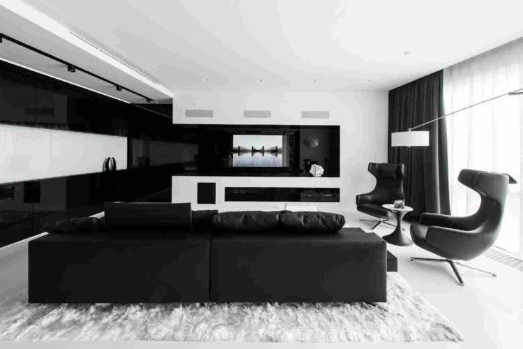 200 идей дизайна интерьера зала в квартире с фото �� - Ремонт своими руками