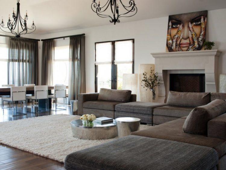 200 креативных идей дизайна интерьера для гостиной с фото �� - Ремонт своими руками