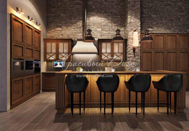 200 идей дизайна интерьера маленькой кухни с барной стойкой с фото �� - Ремонт своими руками