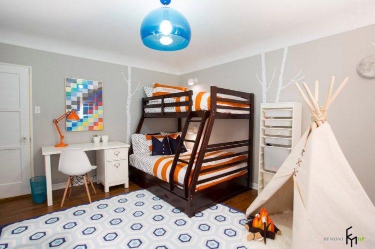 200 идей дизайна интерьера детской комнаты с фото �� - Ремонт своими руками