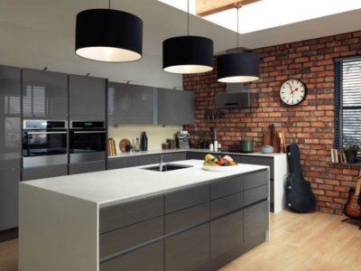 200 идей дизайна интерьера красивой кухни с фото 🖼