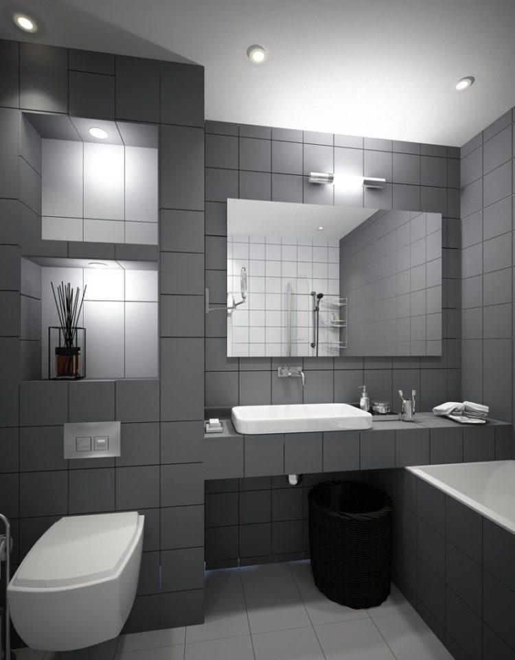 200 идей дизайна интерьера санузла с фото �� - Ремонт своими руками