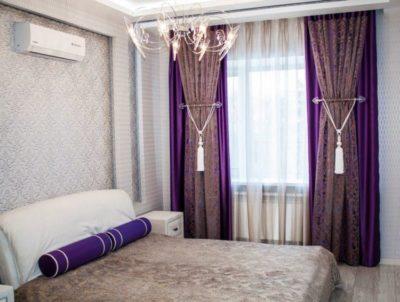 200 идей дизайна интерьера штор в гостиную с фото 🖼