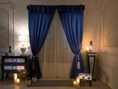 200 идей дизайна штор для спальни с фото 🖼