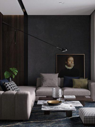 200 идей дизайна интерьера однокомнатной хрущевки с фото 🖼