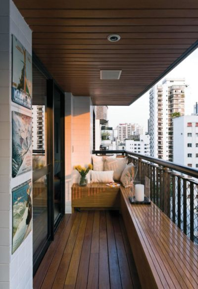 200 идей дизайна интерьера балкона с фото 🖼