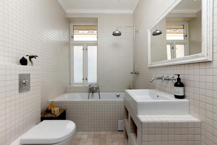 200 идей дизайна интерьера ванной комнаты с душевой кабиной с фото �� - Ремонт своими руками