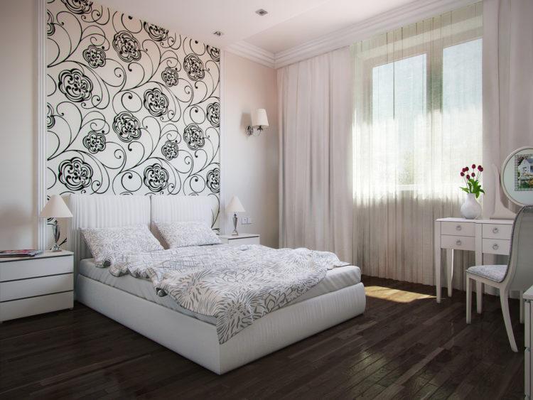 200 идей дизайна фотообоев для спальни с фото �� - Ремонт своими руками