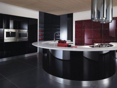 200 идей дизайна интерьера кухни в стиле хай-тек с фото 🖼