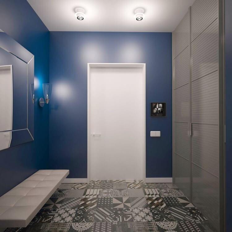 200 идей дизайна интерьера узкой прихожей с фото �� - Ремонт своими руками